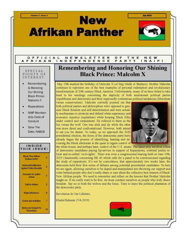 new afrikan panther, volume 5, issue 2, 07-2019_Page_01