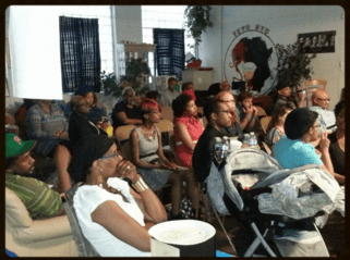 NAIP gathering, MX event (2015)
